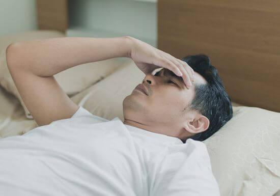 睡眠品質變差