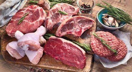 含脂肪肉類