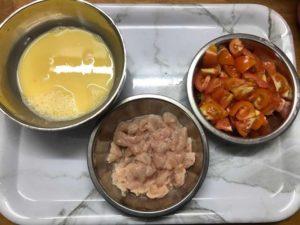 準備增肌餐食材