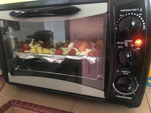 入烤箱繼續烤