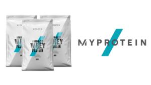 MYPROTEIN IMPACT乳清蛋白購買鏈接