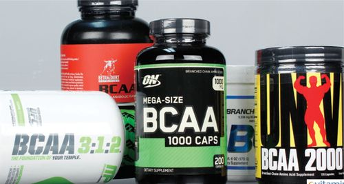 BCAA補給品是必須的嗎?