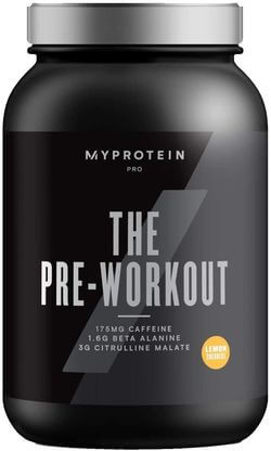 My Protein The Pre-workout