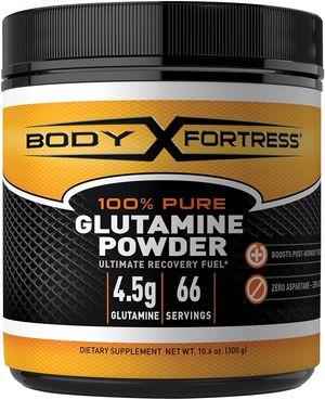 Body Fortress純麩醯胺酸粉