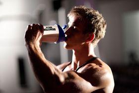 飲用乳清蛋白
