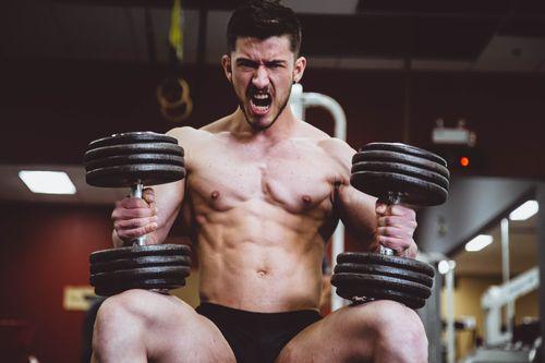 訓練强度提升