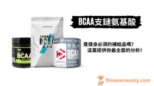 BCAA支鏈氨基酸