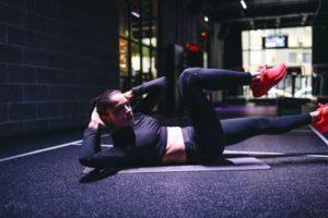 有效訓練腹肌的5個動作