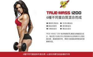BSN True Mass高熱量乳清蛋白的主要成分