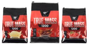 BSN True Mass 1200高熱量乳清蛋白的口味