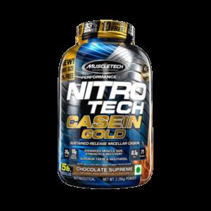 Muscletech Nitrotech黃金酪蛋白
