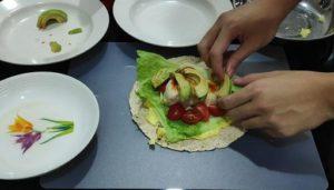 墨西哥雞肉卷餅製作方法