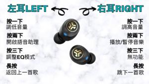 JLab JBuds Air Icon介紹