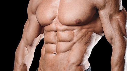 腹肌巨人組訓練