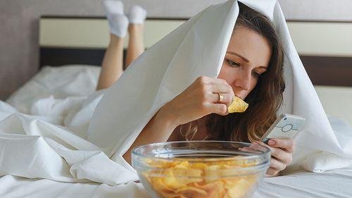 營養攝取不足