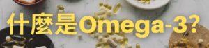 什麼是Omega-3?