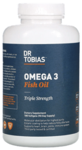 Dr.Tobias Omega-3 Fish Oil