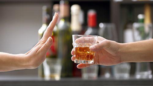避免或減少飲酒