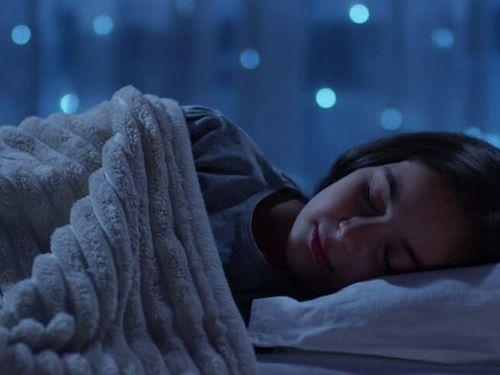 補充足夠的睡眠