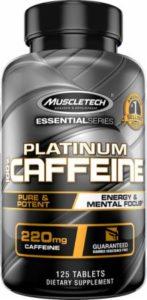 Muscletech Platinum 100% Caffeine