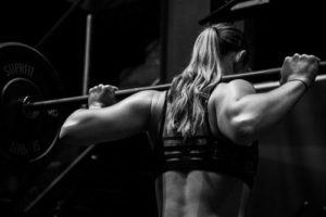 遞增組訓練强度高