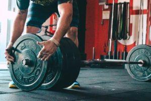 使用大重量訓練或測試PR