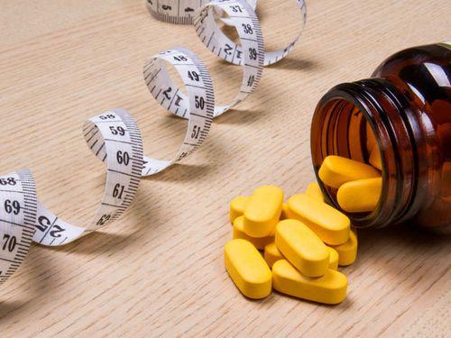 靠瘦身產品減肥