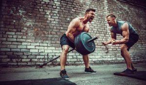 健身夥伴提升訓練表現